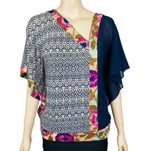 VANESSA VIRGINIA by ANTHROPOLOGIE Size Small Top